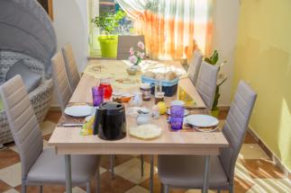 Pension Silberbache - Frühstück für die ganze Familie
