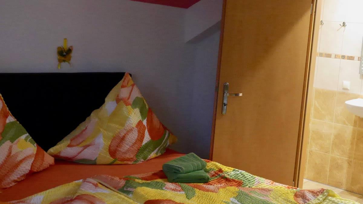 Doppelzimmer in der Lausitz