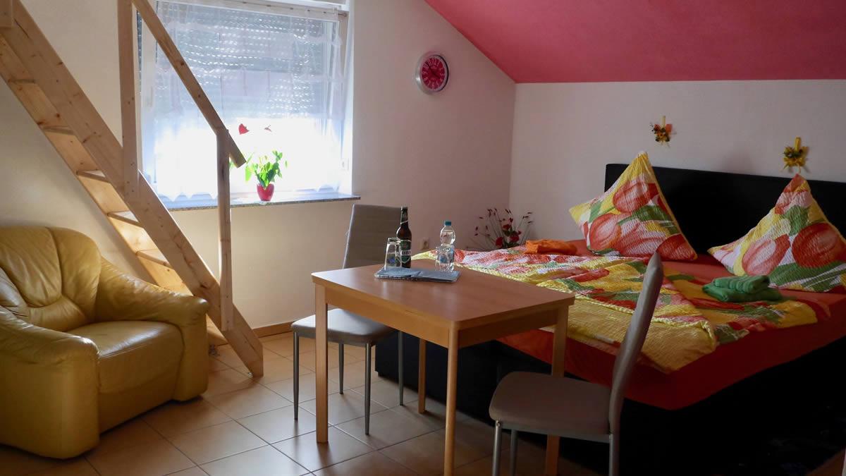 Ferienwohnung in der Lausitz