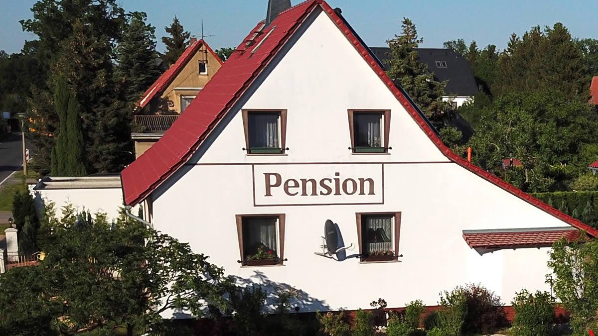 Unterkunft in der Lausitz